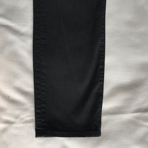 J. Crew Pants - J. Crew Black Toothpick Ankle Jeans Size 29